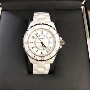 Chanel J 12 Ceramic Watch
